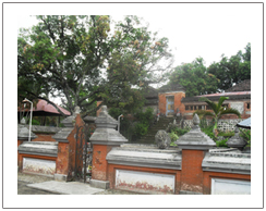 Lingsar temple, Lombok city tour