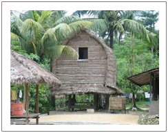 Traditional Sasak house, Sasak tribe tour